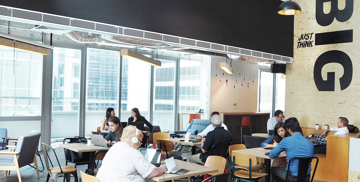 coworking space singapore 120 robinson road