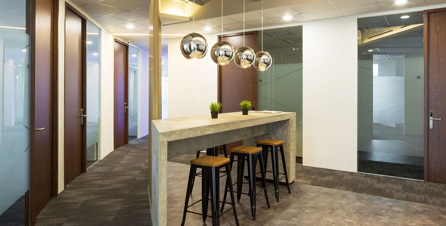 office space singapore jurong east