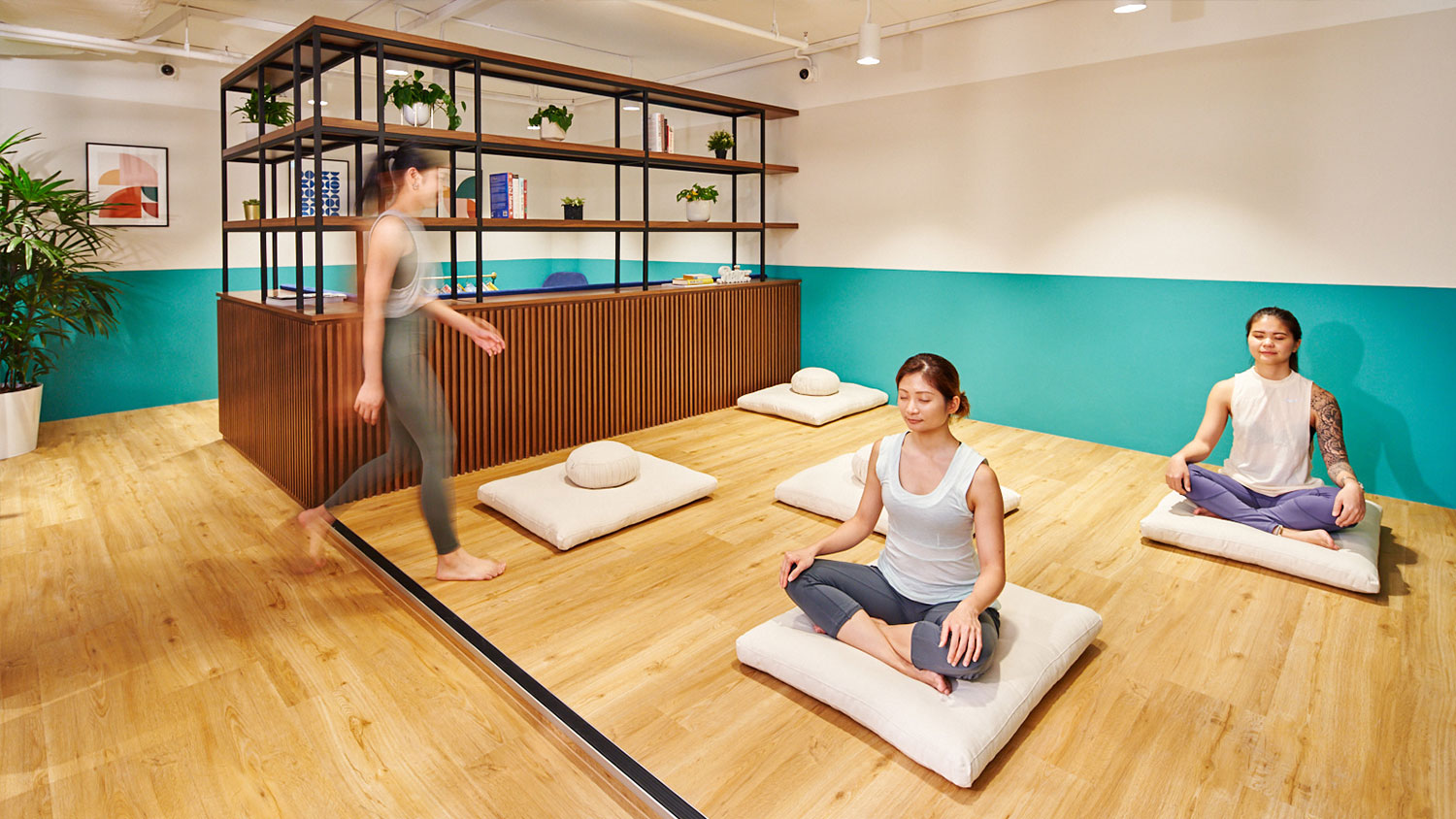just co singapore yoga space